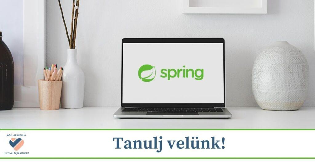 Spring képzés borítóképe