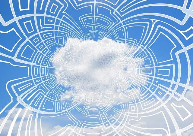 Felhő illusztráció felhőfejlesztés Java-ban témához