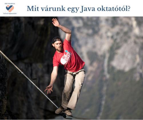 Java oktató illusztráció
