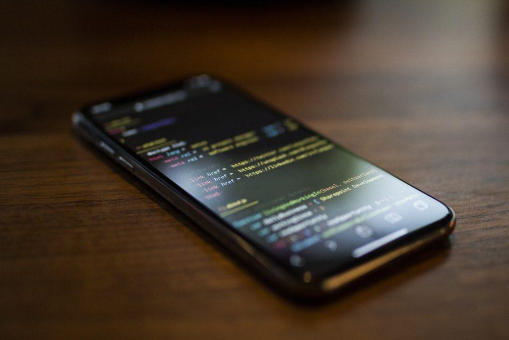 programkód mobilon